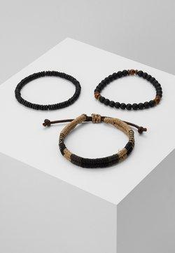 Classics77 - TAMRI 3 PACK - Bracelet - black