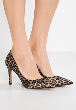 Pura Lopez - High Heel Pumps - brown