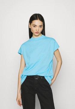 Weekday - PRIME - T-shirt basic - light blue