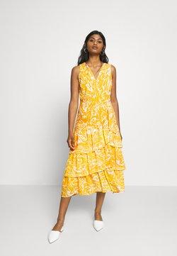 Lauren Ralph Lauren Petite - JABARI - Cocktailkjole - yellow