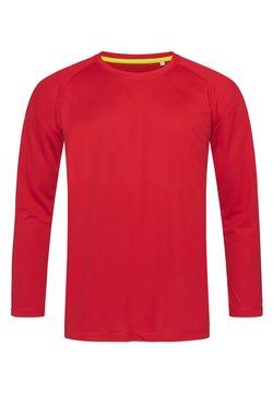 Stedman - Funktionsshirt - crimson red