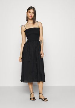 ARKET - DRESS - Beach accessory - black