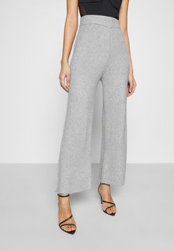Missguided - CULOTTE - Jogginghose - grey