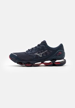 Mizuno - WAVE PROPHECY 9 - Zapatillas de running neutras - mood indigo/gray/lollipop