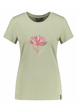 Meru - T-Shirt print - khaki