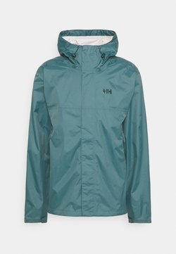 Helly Hansen - LOKE JACKET - Hardshelljacke - north teal blue