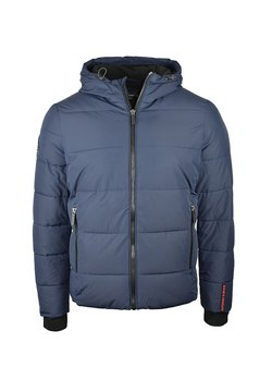 Superdry - Winterjacke - navy/black