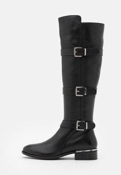 Copenhagen Shoes - MOONLIGHT - Cowboy-/Bikerboot - black