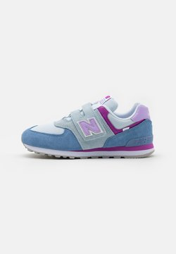 New Balance - PV574SL2 - Matalavartiset tennarit - blue
