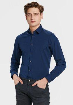 WE Fashion - SLIM FIT STRETCH - Hemd - bright blue