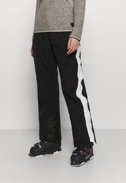 Superdry - ALPINE PANT - Pantalón de nieve - black