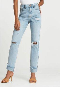 River Island - SCULPT - Jeans Slim Fit - blue