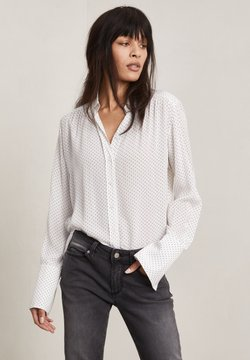 Hunkydory - FORD - Camicia - off-white aop