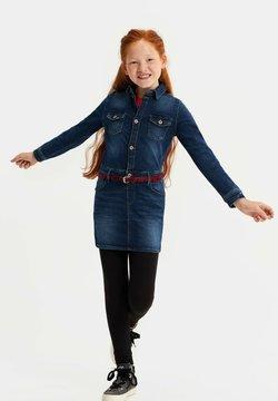 WE Fashion - Jeanskleid - dark blue
