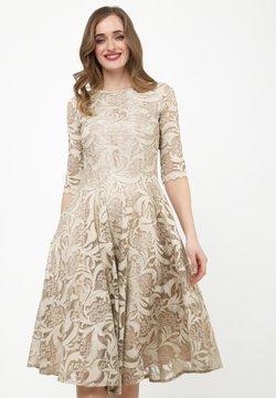 Madam-T - GLORIA - Cocktailkleid/festliches Kleid - beige