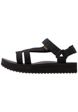 Teva - MIDFORM ARIVACA WOMENS - Walking sandals - black