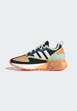 adidas Originals - ZAPATILLA ZX 2K BOOST - Sneaker low - black