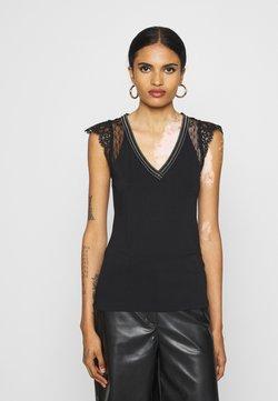 Morgan - DERNA - T-Shirt print - noir