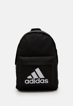 adidas Performance - CLASSIC BACK TO SCHOOL SPORTS BACKPACK UNISEX - Reppu - black/white