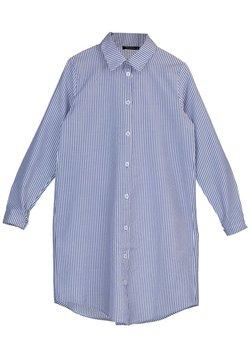 Trendyol - Skjorta - navy blue