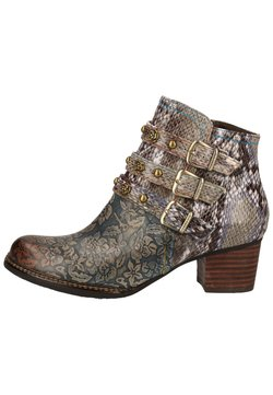 LAURA VITA - Ankle Boot - gris