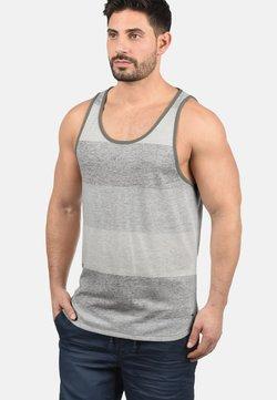 Solid - TANKTOP CHARAN - Top - light grey