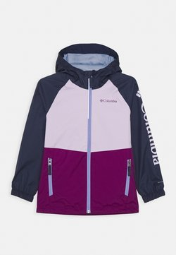 Columbia - DALBY SPRINGS JACKET - Outdoorjacke - plum/pale lilac/nocturnal