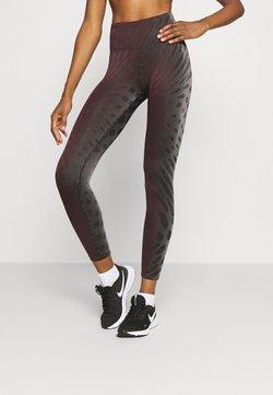 Nike Performance - RUN EPIC - Collants - team red/black