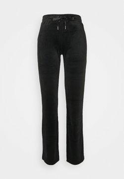 Gina Tricot - CECILIA TROUSERS - Pantaloni del pigiama - black