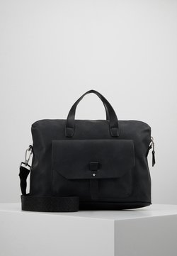 Esprit - ISA WORKING BAG - Portfölj / Datorväska - black