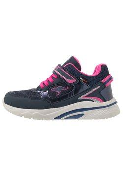 KangaROOS - KK-DAISY RTX - Sneakers laag - dark navy/daisy pink