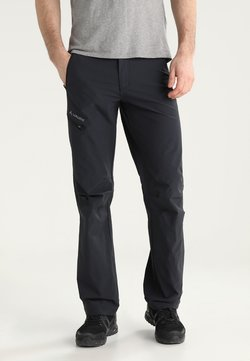 Vaude - MEN'S FARLEY PANTS II - Stoffhose - black