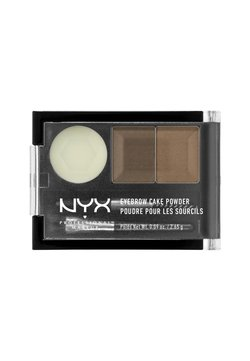Nyx Professional Makeup - EYEBROW CAKE POWDER - Augenbrauenpuder - 6 blonde