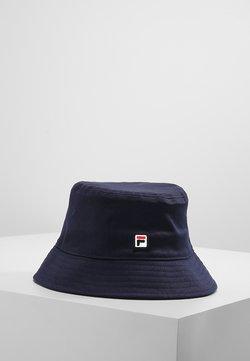 Fila - BUCKET HAT - Hoed - black iris