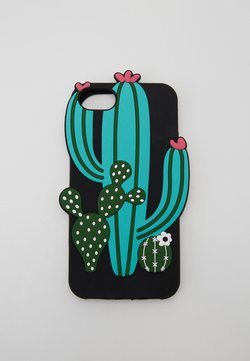 Mister Tee - PHONECASE LOBSTER  - Etui na telefon - black/green