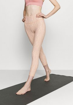 Cotton On Body - REVERSIBLE 7/8 - Tights - cashew
