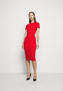 Victoria Beckham - Etuikleid - red