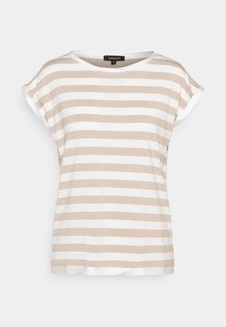 More & More - T-Shirt print - warm sand