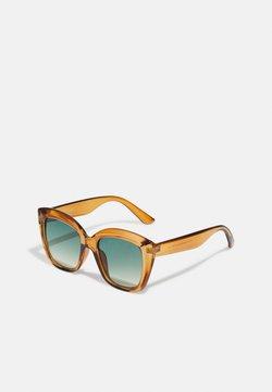 Zign - Gafas de sol - mustard yellow