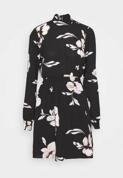 ONLY Tall - ONLWINNER HIGHNECK DRESS - Freizeitkleid - black