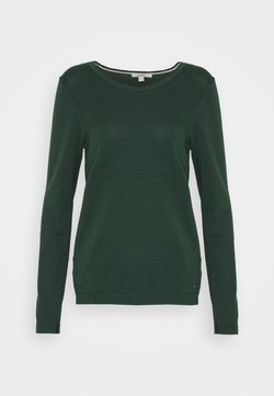 Esprit - Strickpullover - dark green