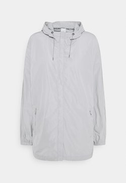 Max Mara Leisure - TEBANO - Parka - light grey