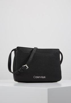 Calvin Klein - TASK XBODY - Sac bandoulière - black