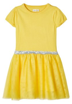Name it - Freizeitkleid - aspen gold