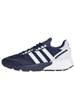 adidas Originals - ZX 1K BOOST SHOES - Sneaker low - blue
