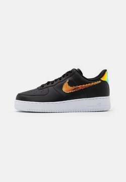 Nike Sportswear - AIR FORCE 1 '07 LV8 - Sneakers basse - black/multicolor/white
