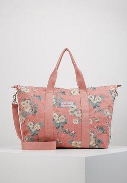 Cath Kidston - FOLDAWAY OVERNIGHT BAG - Shopper - dusty pink