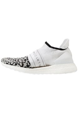 adidas by Stella McCartney - ULTRABOOST X 3.D.  - Laufschuh Neutral - core black/footwear white/solar orange