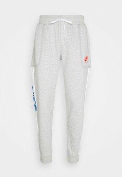 Nike Sportswear - Jogginghose - grey heather/summit white/infrared
