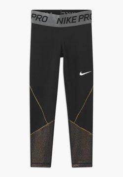 Nike Performance - Legginsy - black